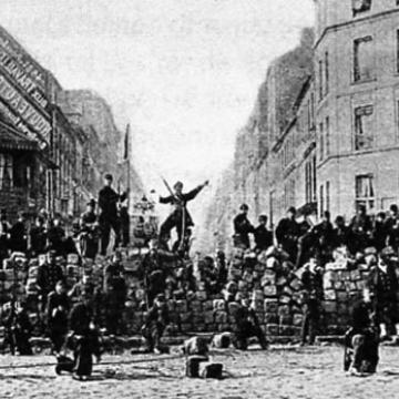 Paris Commune 18 March 1871